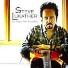 STEVE LUKATHER - ALL'S WELL THAT ENDS WELL NEW CD