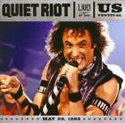 QUIET RIOT - LIVE AT THE US FESTIVAL 1983 [CD/DVD] NEW CD