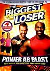 THE BIGGEST LOSER THE WORKOUT POWER AB BLAST NEW DVD