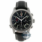 Bremont Pilot Stainless Steel Automatic Black Dial Strap Mens Watch ALT1-P/BK