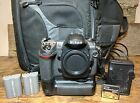 Nikon D200 102MP Digital SLR Camera Black Body Only