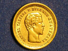 GUATEMALA 1860R 4 Reales GOLD UNC