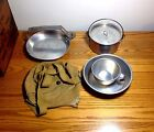 VTG Original Licensed Boy Scouts of America Aluminum Mess Kit by Wear Ever