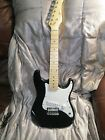 Jay Turser Youth Electric Guitar- 1/2 size body- 19