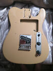 Electric Guitar Body, Telecastor style- partially loaded. - lot telIV