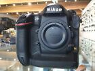 Nikon D4s 162MP Digital SLR Camera Black Body Only