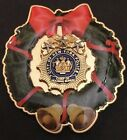 NYPD Challenge Coin - Chief Of Housing Bureau 2015 Christmas Coin
