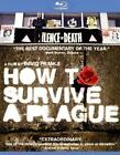 HOW TO SURVIVE A PLAGUE NEW BLU RAY