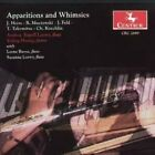 APPARITIONS AND WHIMSIES NEW CD