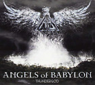 ANGELS OF BABYLON - THUNDER GOD * NEW CD