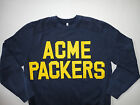 Vintage Acme Packers 1921 Football Jersey Green Bay Packers size Large