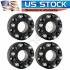 4X 2 50mm Thick 6x55 Hubcentric Wheel Spacers Fit 2000 2016 Chevrolet Suburban