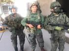 Dragon Models 1/6 scale Loose Action Figures Lot 1