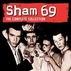 The Complete Collection by Sham 69 (CD, Jun-2004, 3 Discs, Sanctuary (USA))