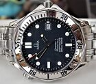 OMEGA MENS SEAMASTER 41mm PROFESSIONAL AUTOMATIC PAPER, BLUE WAVE 2532.80