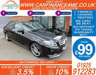 2015 MERCEDES E250 CDI AMG LINE GOOD BAD CREDIT CAR FINANCE FROM 99 P WK
