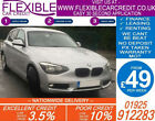 2012 BMW 116D 16 EFFICIENT DYNAMICS GOOD BAD CREDIT CAR FINANCE FROM 49 P WK