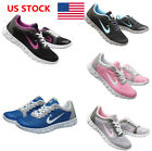 Women Lady Sport Running Tennis Lace Up Mesh Breathable Trainers Sneakers Shoes