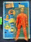 Vintage 70s Mego La Torche Humaine Figure DC Super Heroes THE HUMAN TORCH