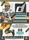 2016 Donruss NFL Football Unopened Retail Box of Packs with One GUARANTEED Bl...