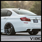 19 VERTINI RF12 BLACK FORGED CONCAVE WHEELS RIMS FITS INFINITI M35 M45