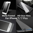 100% 9H Genuine Tempered Glass Front+Back Protector For iPhone 4S 5S 6S 7 7Plus