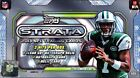 2013 Topps Strata Football Hobby Factory Sealed Box