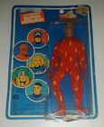 1979 MEGO LA TORCHE HUMAINE THE HUMAN TORCH UNOPENED ON CARD
