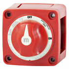 Blue Sea 6006 M Series Battery Switch Single Circuit On Off Marine Boat