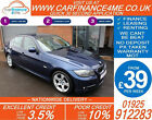 2011 BMW 318D 20 EXCLUSIVE EDITION GOOD BAD CREDIT CAR FINANCE AVAILABLE