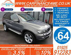 2006 BMW X5 SPORT EXCLUSIVE ADDITION GOOD BAD CREDIT CAR FINANCE AVAILABLE