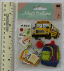 Jolees Boutique GOING TO SCHOOL Sticker Package