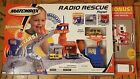 1 2001 Matchbox Radio Rescue Playset w 2 Vehicle included NEW NEVER OPENED
