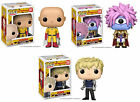 Funko POP! Animation ONE PUNCH MAN VINYL FIGURE SET Saitama, Genos