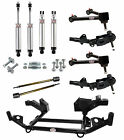 QA1 DK02-CRE1 Drag Kit, Level 2, Mopar B/E-Body 70-74 Mopar B/E-Body, W/Shocks