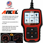 Im Readiness Obd2 Auto Code Reader Check Engine Car Diagnostic Scan Tool Ad410