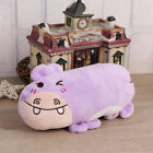 Cute Dog Cat Puppy Pet Chew Toy Squeaky Sound Plush Hippo Design For Playing