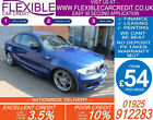 2013 BMW 120i SPORT PLUS EDITION GOOD BAD CREDIT CAR FINANCE FROM 69 P WK