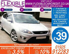 2008 FORD FOCUS 25 ST GOOD BAD CREDIT CAR FINANCE AVAILABLE