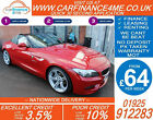 2012 BMW Z4 20 SDRIVE M SPORT GOOD BAD CREDIT CAR FINANCE FROM 64 P WK