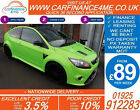 2009 FORD FOCUS 25 RS GOOD BAD CREDIT CAR FINANCE FROM 89 P WK