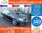 2014 MERCEDES C63 AMG 63 COUPE CAR FINANCE AVAILABLE FROM 149 P WK