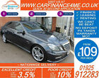 2009 MERCEDES E63 AMG 62 GOOD BAD CREDIT CAR FINANCE FROM 109 P WK