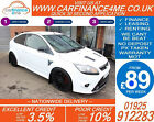 2009 FORD FOCUS RS 25 GOOD BAD CREDIT CAR FINANCE AVAILABLE