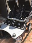 Valco Double Stroller (can become triple with attachment)- LOOKS NEW!