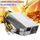 Antminer APW3++ PSU 1600W Power Supply Alimentatore Per Antminer S9 or L3 Nuovo