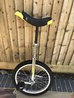 QU AX Chrome Unicycle