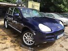 LARGER PHOTOS: 03 PORSCHE CAYENNE 4.5 TIPTRONIC FULL LEATHER, SAT NAV, CLIMATE, ALLOYS CRUISE