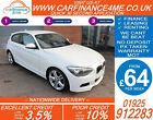 2014 BMW 118D 20 TD M SPORT GOOD BAD CREDIT CAR FINANCE FROM 64 P WK