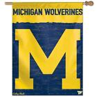 University of Michigan Wolverines Flag Throwback House Flag Banner